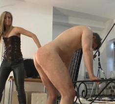 Teil 2: körperliche Bestrafung - spür meine Peitschen und  ...